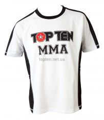 "Рашгард  TOPTEN MMA ""IT`S IN THE CAGE"""