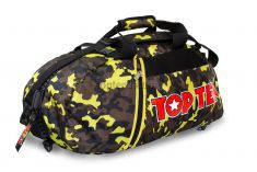 Сумка-рюкзак Top Ten Camouflage Big yellow