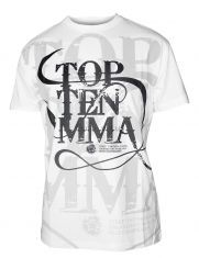 Футболка TOP TEN MMA