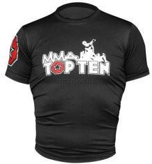 Рашгард  TOP TEN MMA short sleeve